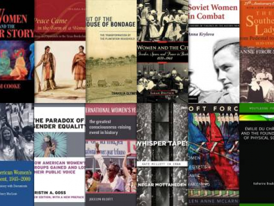 12 Duke-Authored Books on Women's History