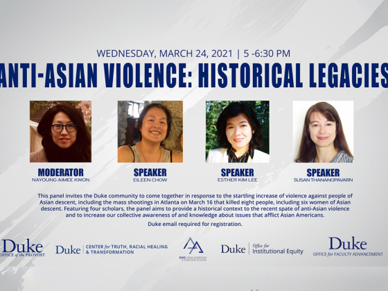 The History of Violence Against Asian Americans