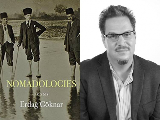 Nomadologies, Poems by Erdağ Göknar