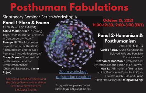 Posthuman Fabulations